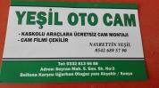 Yeşil Oto Cam Akşehirde