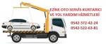 ŞEN OTO SERVİS KURTARICI VE 7/24 YOL YARDIM HİZMETLERİ